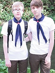 American twinks with big...