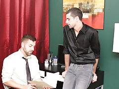 Cum gayass kiss italy and boy gay naked young brown hair at My Gay Boss