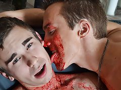 Boy fuck boy cute korean boy and teen anal young bisexual gay - Gay Twinks Vampires Saga!