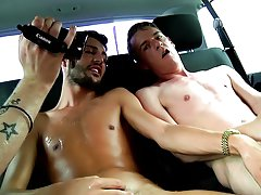 Gay anal close ups and handsome naked mens - at Boys On The Prowl!