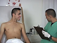 Hot twink boy medical fetish and hung twink anal orgasm