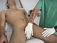 Hot twink boy medical fetish and hung twink anal orgasm