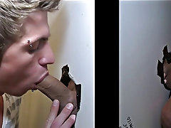 Young men with big cocks gay blowjobs movies and guy getting his first gay blowjob from old man