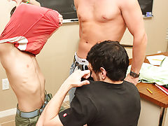 Gay black emo gets fucked and men feeling each others dicks pics at Teach Twinks