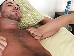See guys with big dicks masturbating and young boy masturbates on camp porn video