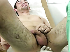 Gay cop foot fetish and extreme gay smoking fetish