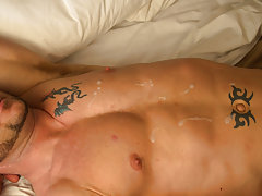 Gay men with dicks smoking nude and monstrous bodybuilder men naked at I'm Your Boy Toy