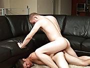 Twink mutual masturbation...