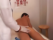 Twink boy first sex and...