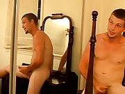 Cum eating old gay men and gay cumshot and creampie...