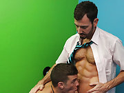 Group gay anal sex and gay...
