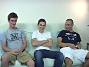 Gay group sex party and men...