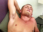 Bondage men masturbate and...