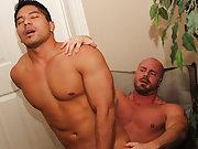 Calf sucking guy off video...