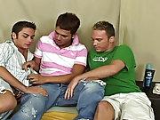 Jerking kissing mature gays...