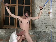 Gay male bondage bdsm and...