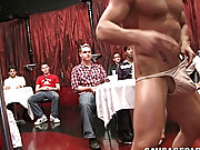 Blowjob for cash gay and...