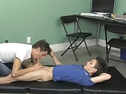 Twink male strip poker and lap dance twinks at Teach...