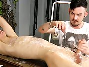 Gay uncut old man blow job...