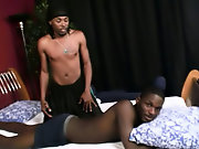 Black men sex with white wifes and black male pornstars
