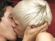 Nude boy gay asian kiss and...