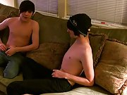 Young gay dick twinks and...