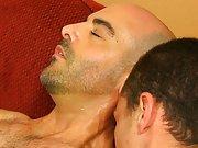Hairy hung gay black guys...