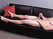 Twinks wearing stockings...
