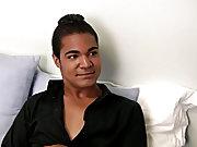 Hairy mexican masturbation...