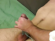 Gay anal masturbation at...