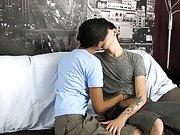 Emo gay teen cute boy and...