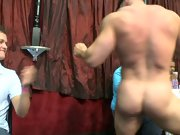 Group masturbation guys and men masturbating in...