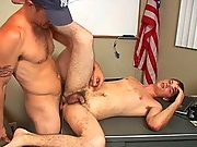 Cum decide this dainty dandy suck and fuck his way to stardom hunks male